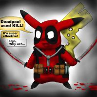 Deadpool...chu... by Cloba94