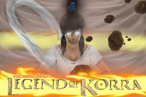 Avatar Korra: IMVU commission by iDaniIMVU