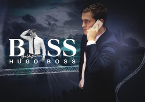 Lens Based Media - Hugo Boss by Rageport