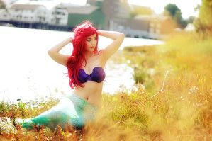 Ariel - TLM 3 by StarbitCosplay