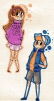 Falling for Gravity Falls by Sytto