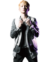 Key (SHINee) png [render] by Sellscarol