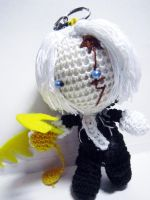 D.Gray Man: Allen Walker Doll by Nissie