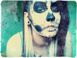 skull 4 by AYANAMAY