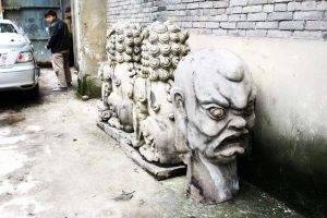 Contemporary Chinese Sculpture Sichuan Fine Arts by davidmcb