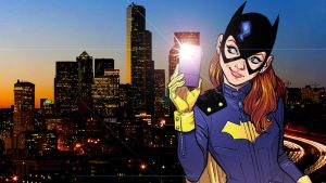 Batgirl (2014) by Xionice