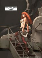Zone of Enders 3 fake by me by FullmetalRoccia
