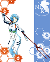 NGE: Spear of longinus by Vidolus