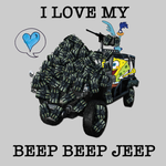 Beep Beep Love by MrCanDefinitely