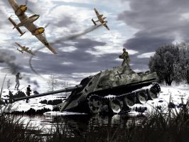 Eastern Front by mac2010