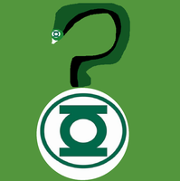 Question Mark 048 Green Lantern by TheDoctorWriter