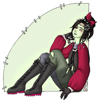 Gaia Avatar Commission by CitrusCupcake
