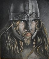 The Viking by emeriel