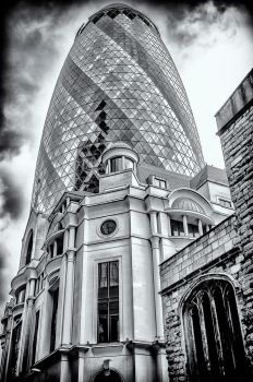 Architecture of London 7 by calimer00