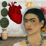 Frida and the Heart by QueenBee47