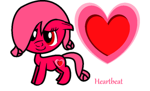 Heartbeat New OC by xXMurder-DashXx