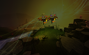 Runescape - with the wings of love by Forria