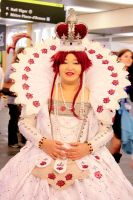 Otakuthon 2014 - Her Royal Majesty, Queen Esther by Midnight-Dare-Angel