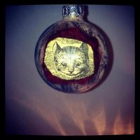 Alice in Wonderland Ornament by MoobyWoo