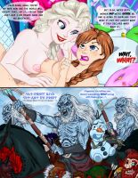 Game of Frozen - Elsa is Coming (Dialogs) by YogurthFrost