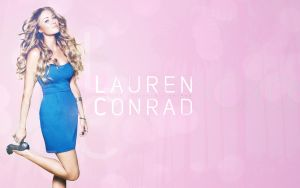 LC Lauren Conrad Wallpaper by motzaburger