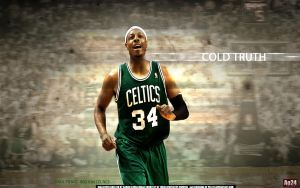 Paul Pierce by pllay1