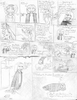 Lucky Wales Comic: Vengeance by Colddigger
