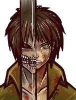 Attack On Titan by Mimibert
