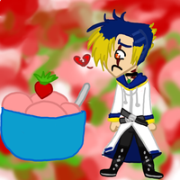 Org Desserts: Ixan by MousieDoodles