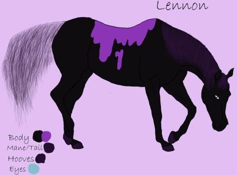 Lennon by giggles4795