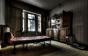 The Psychiater's Room by stengchen