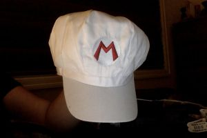 Super Mario Hat by TaviTheBlue
