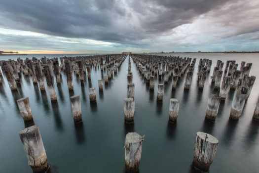 Princes Pier Melbourne by Sun-Seeker