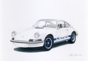 Porsche 911 2,7 RS by klem