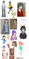 Art Dump 2011 by doyouneedtokno
