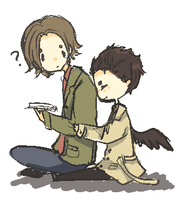 cas n sami by AmberTheSatyr
