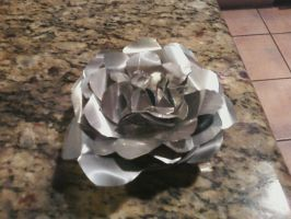 Upcycled Rose Magnet by Tulpi
