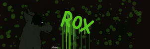 Rox my furzona by 7MoonWillow