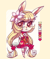 [ADOPTABLE] Auction 02 (OPEN) by Krooked-Glasses