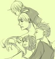 seiner:  f a m i l y by orenjiproductions