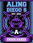 sprayplay ALING DIEGOS LOGO by 895graphics