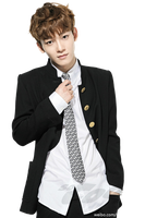 [PNG/Render] Chen@So Cool Magazine by THAObyeons