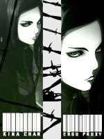Ergo Proxy Re-L by KiraYoshida