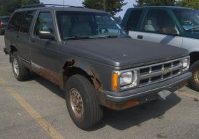 (1994) Chevrolet S-10 Blazer [Beater] by auroraTerra