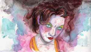 Amanda Palmer -Truce by collectingbees