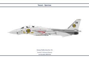 Fantasy 576 F-14A Spectrum Dev by WS-Clave