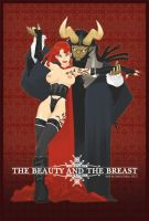 the Beauty and the breast by shindra1th