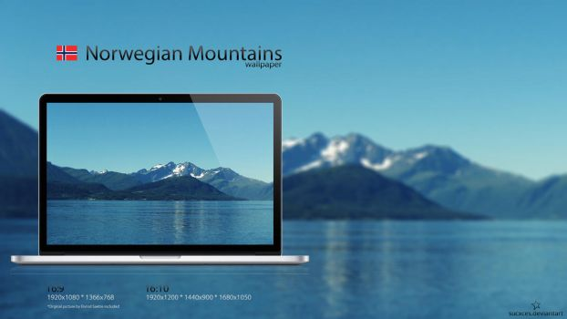 Norwegian Mountains [NO #2] by SucXceS