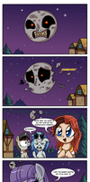 Ain't Moon Enough For The Both of Us by Daniel-SG