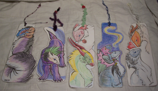 Bookmarks Again by Khrests